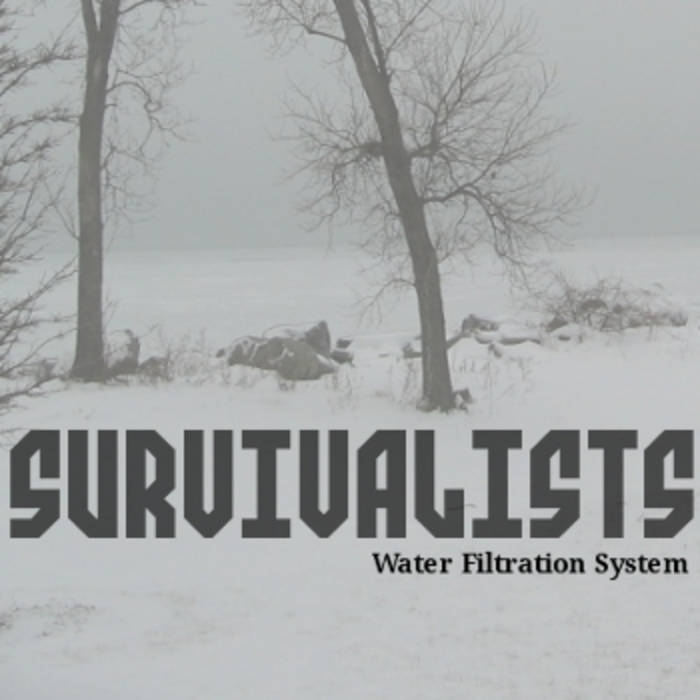 Water Filtration System cover art