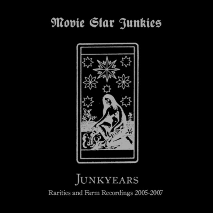 MOVIE STAR JUNKIES - Junkyears cover art