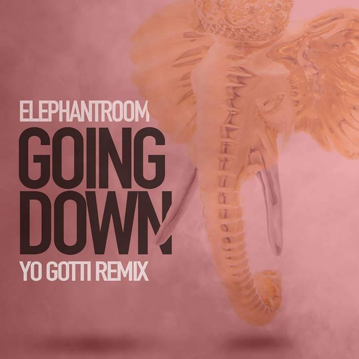 Going Down (Yo Gotti Remix) cover art