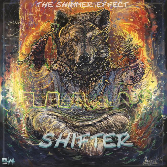 Shifter cover art