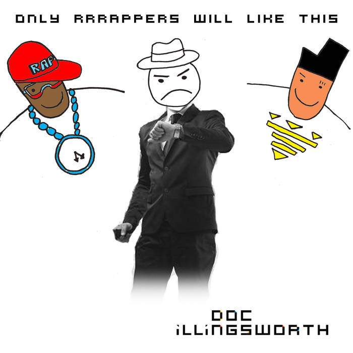 Only RRRappers Will Like This cover art
