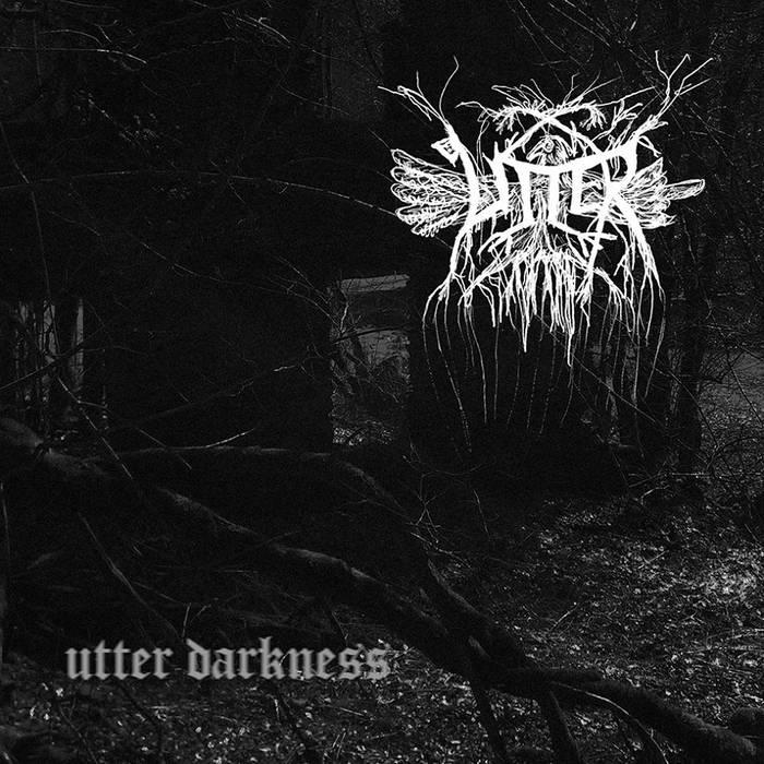 Utter darkness cover art