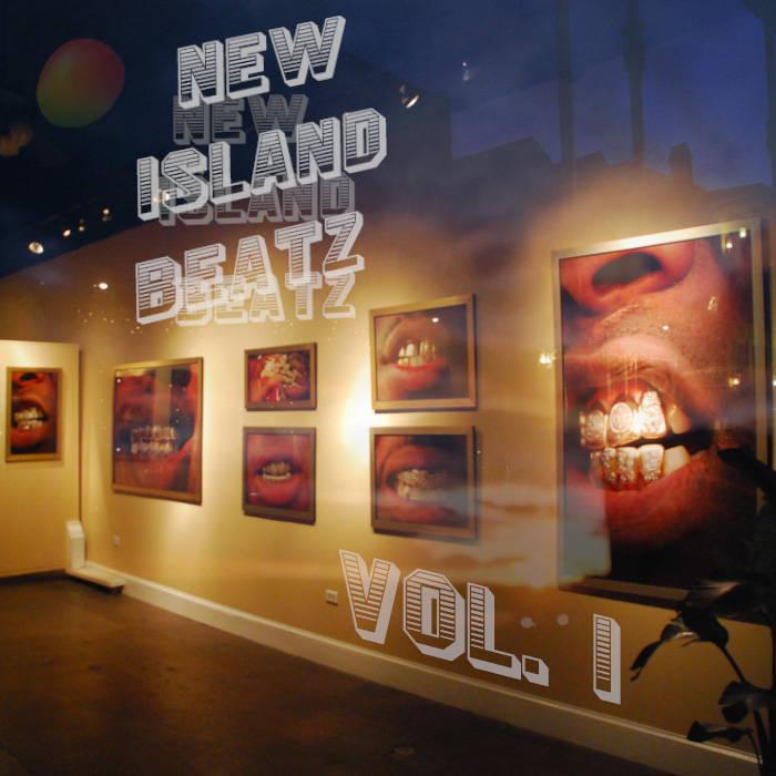 NEWISLANDBEATZ Vol.1 cover art