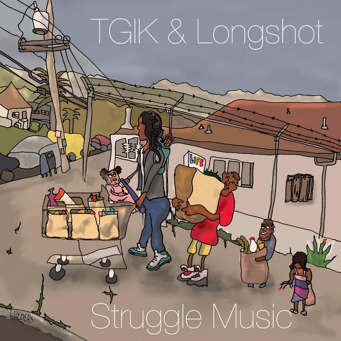 Struggle Music cover art