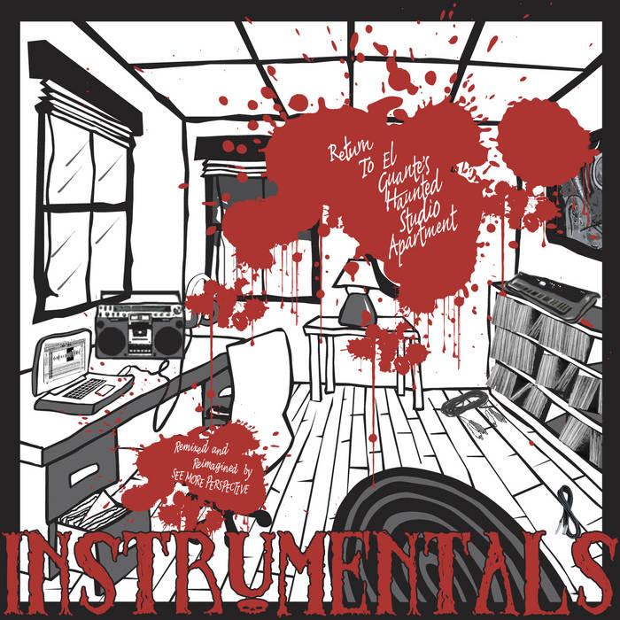 Return to El Guante's Haunted Studio Apartment [Instrumental] cover art