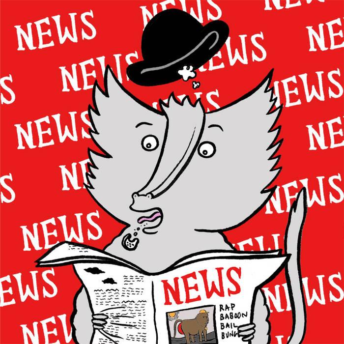 News (single) cover art