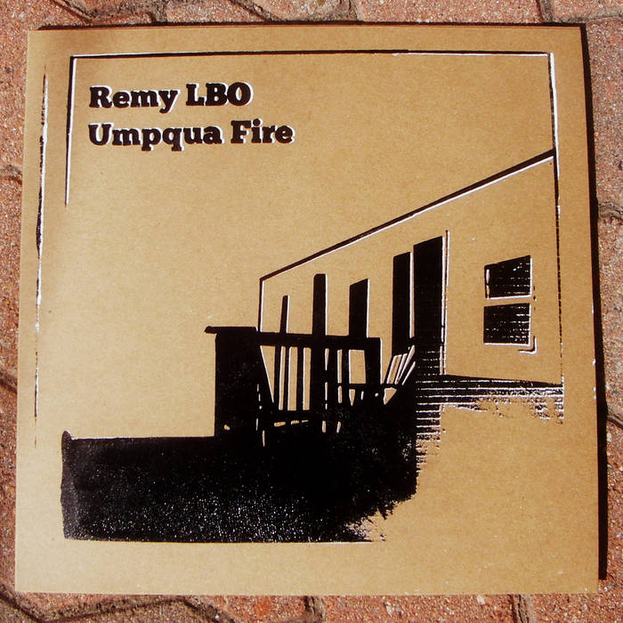 Umpqua Fire cover art