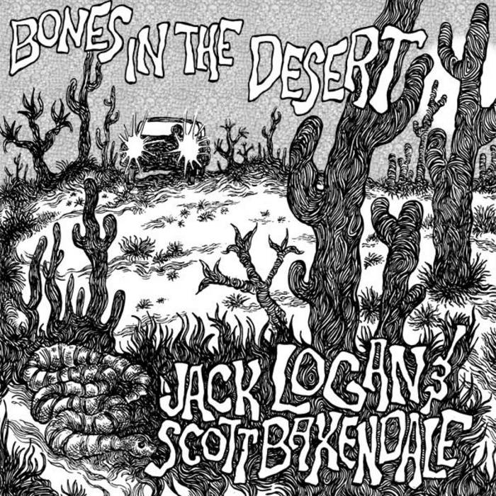 Bones In The Desert cover art