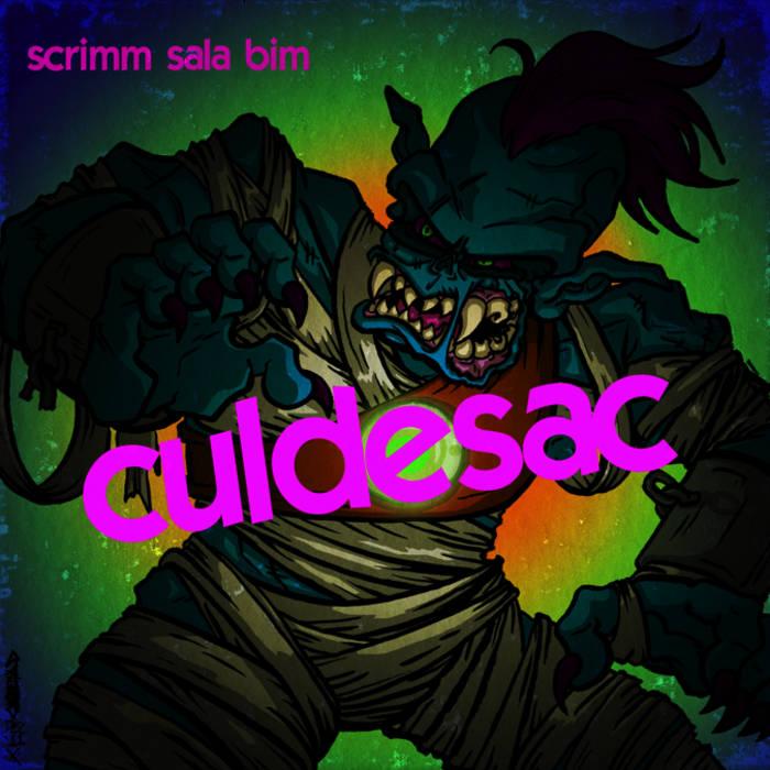 Scrimm Sala Bim cover art