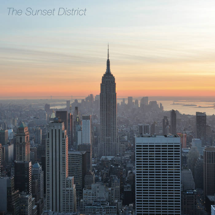 The Sunset District cover art