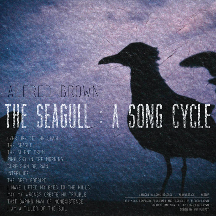The Seagull: A Song Cycle cover art