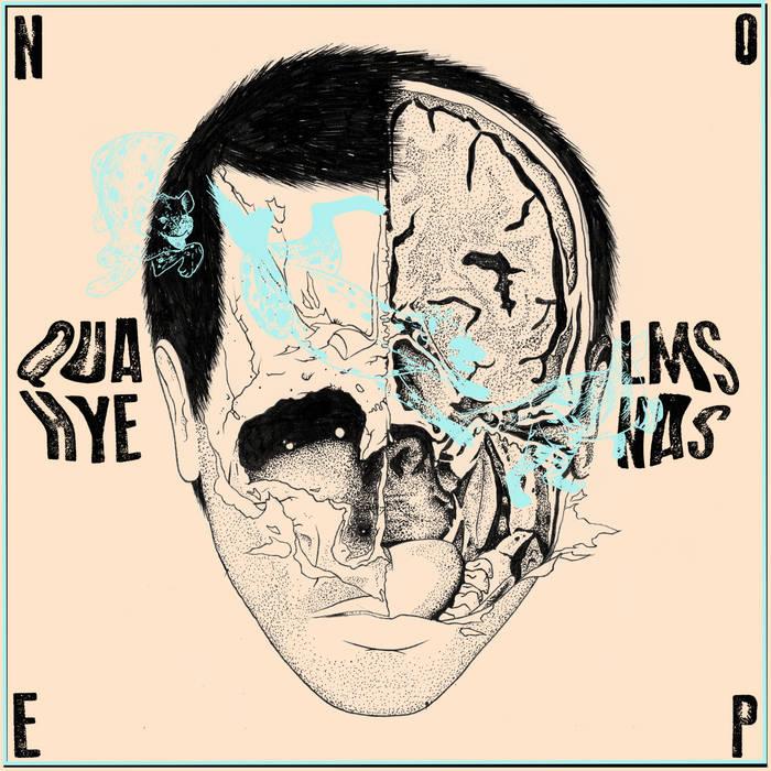 No Qualms - Hyenas EP cover art