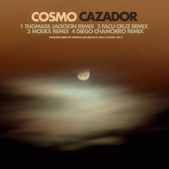 Cosmo - Cazador Remix EP (2012) cover art