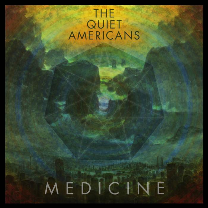 Medicine cover art