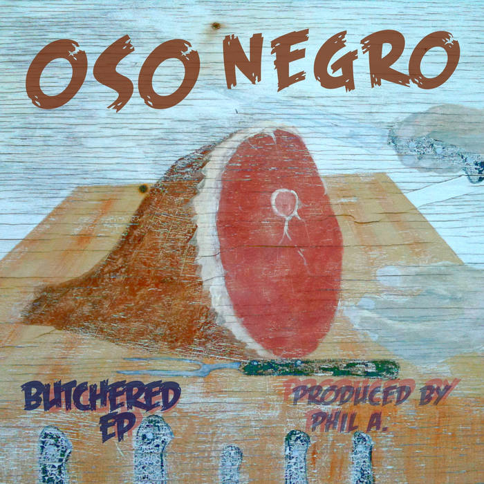 BUTCHERED EP cover art