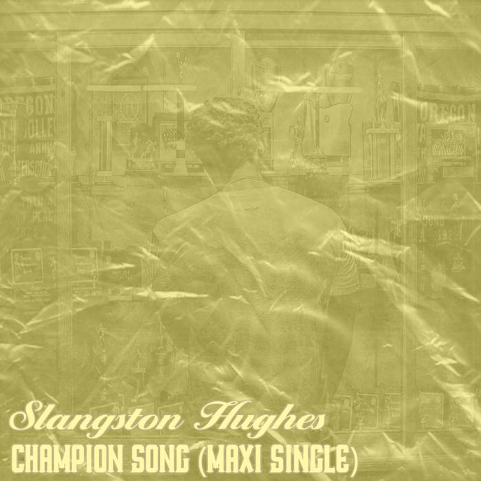 Champion Song (Maxi Single) cover art