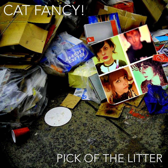 PICK OF THE LITTER cover art