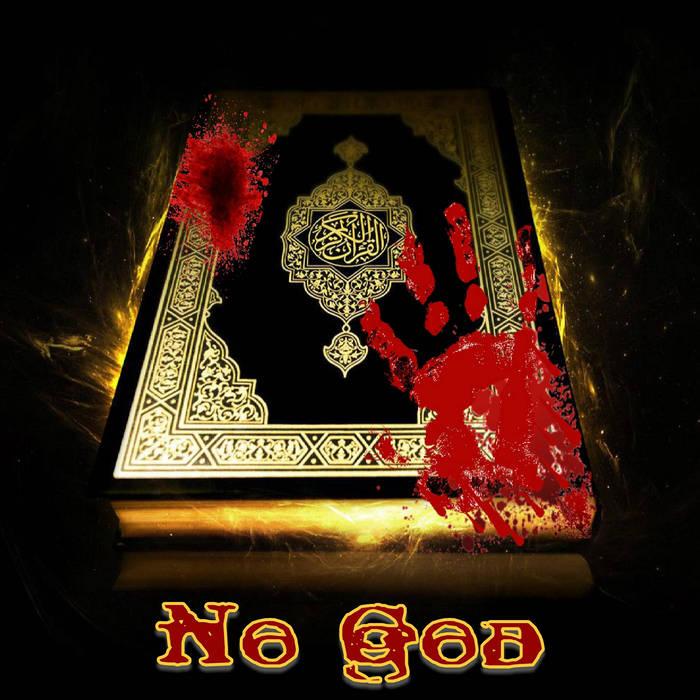 """""""No God"""" cover art"""