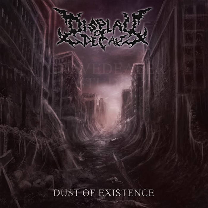 Dust of Existence cover art