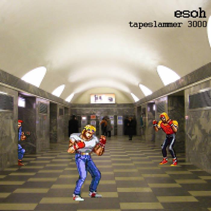 tapeslammer 3000 cover art