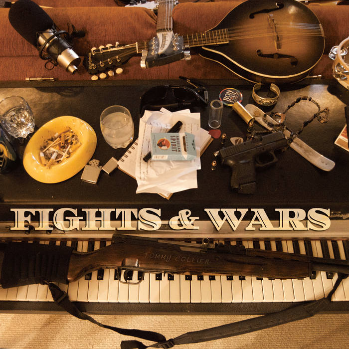 Fights & Wars cover art
