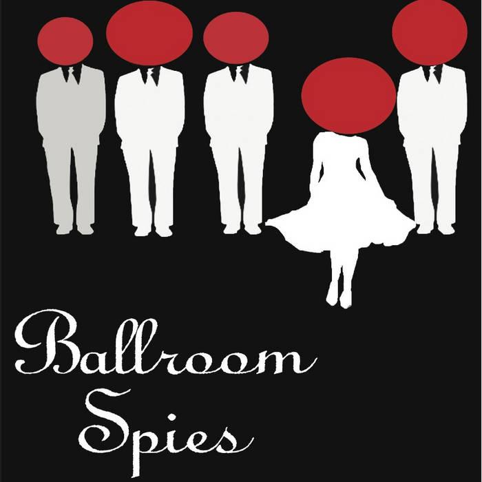 Ballroom Spies cover art