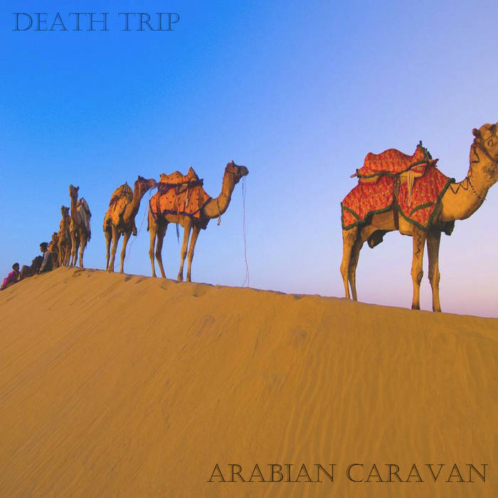 Arabian Caravan cover art