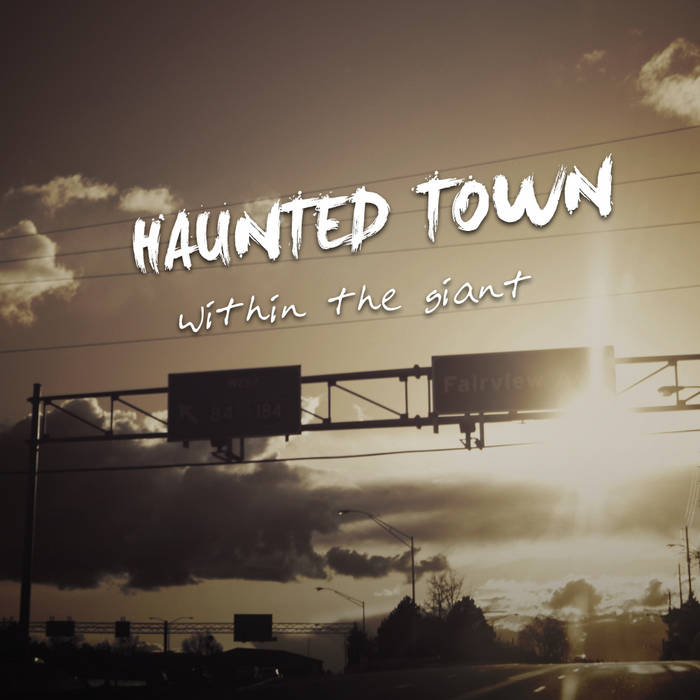 Haunted Town cover art