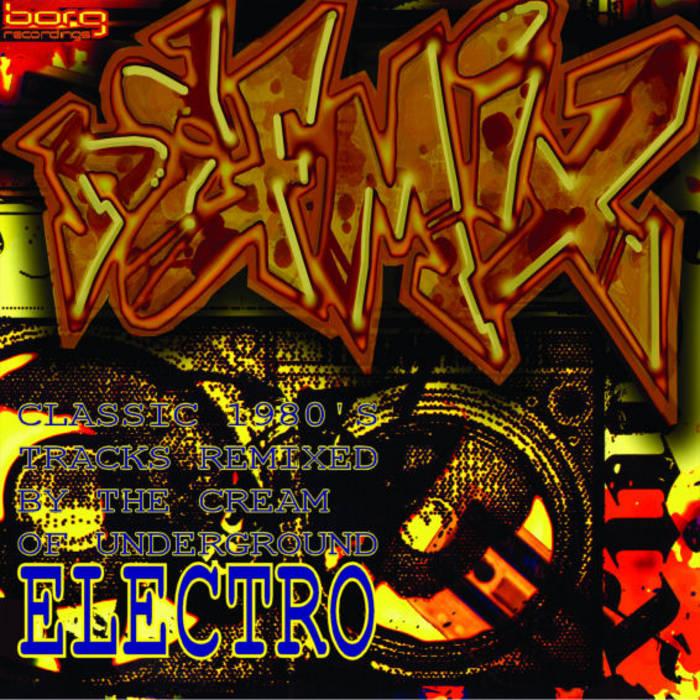 Defmix cover art