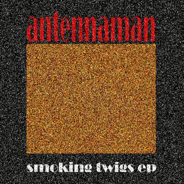 antennaman  ep cover art