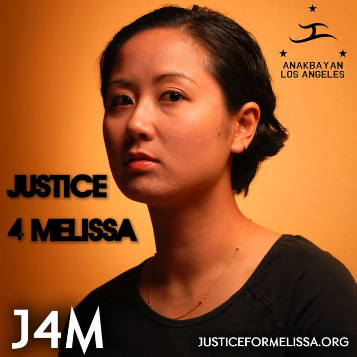 J4M (Justice 4 Melissa) cover art