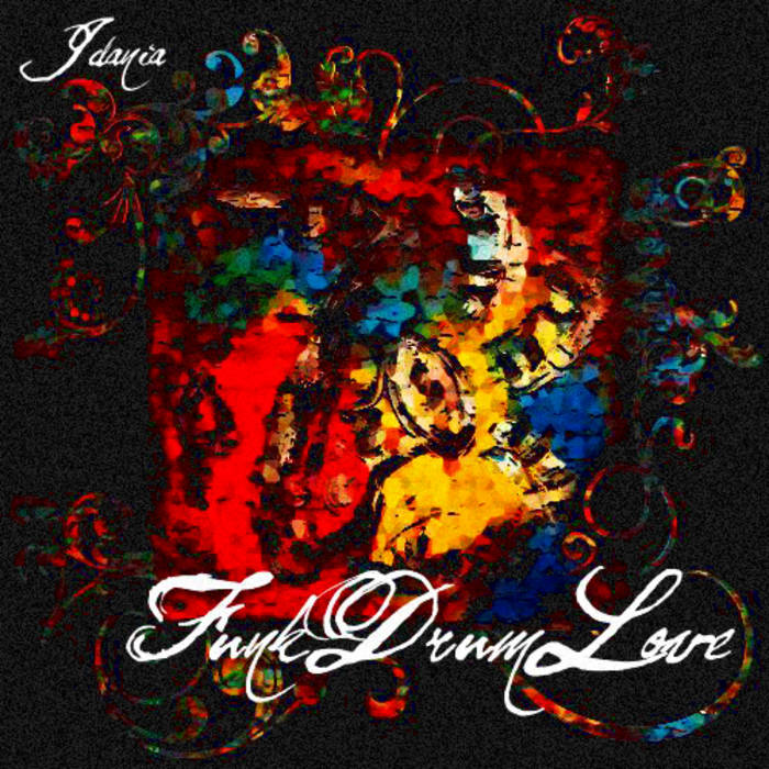 Funk Drum Love cover art