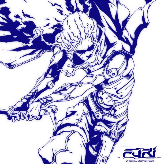 Furi Original Soundtrack cover art