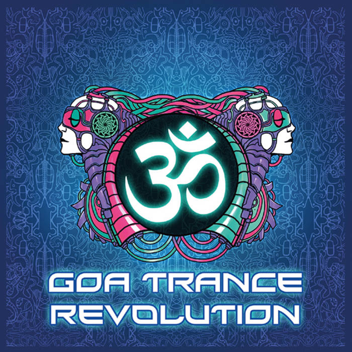 Goa Trance Revolution (2013) cover art