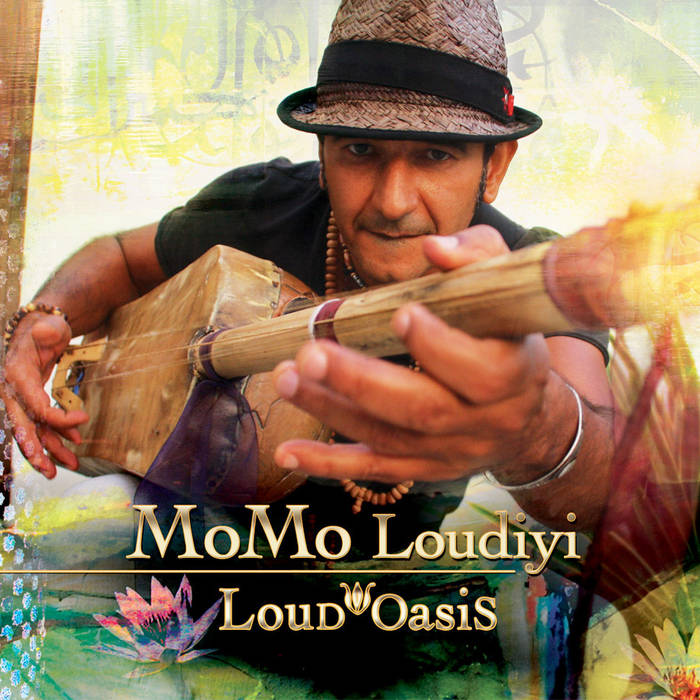 Loud Oasis cover art