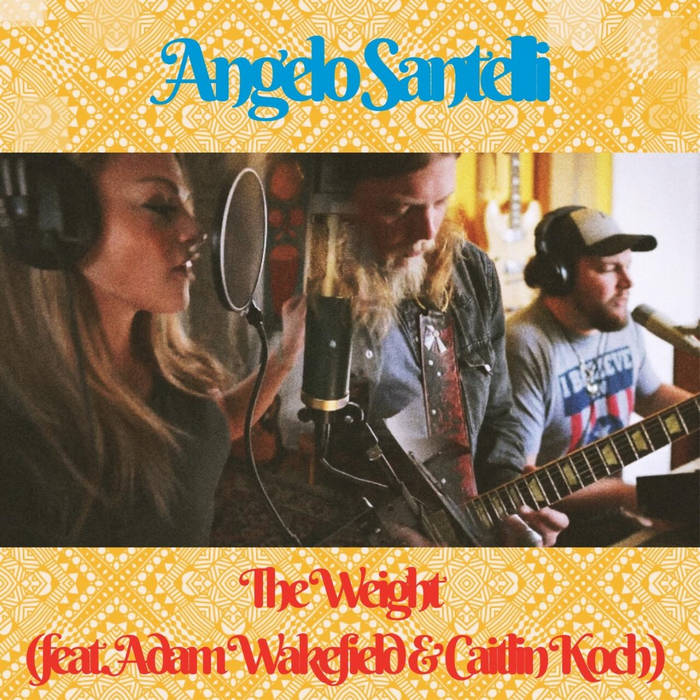The Weight (feat. Adam Wakefield & Caitlin Koch) cover art