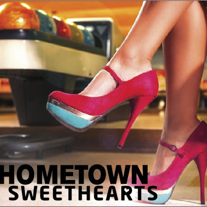 Hometown Sweethearts cover art