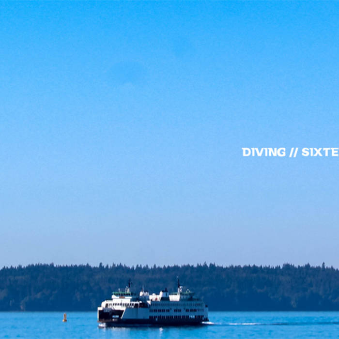 Split with Diving cover art