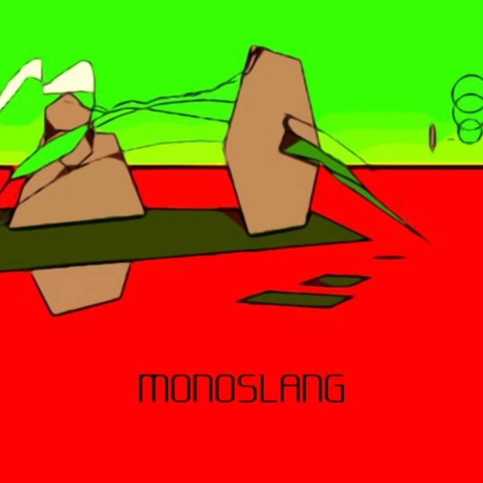 Monoslang (EP) cover art
