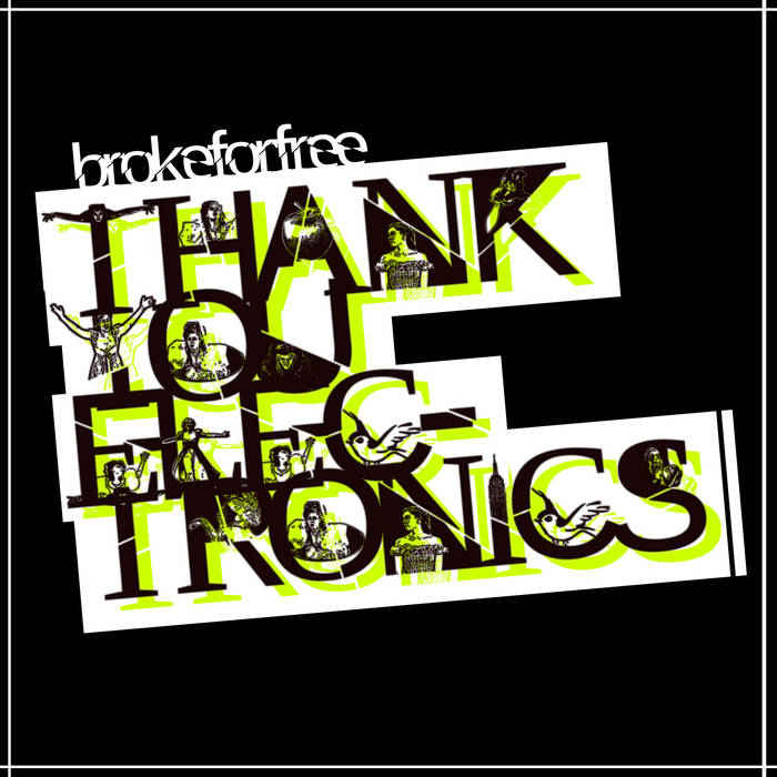 Thank You Electronics cover art