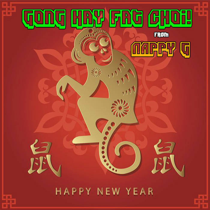 Gong Hay Fat Choi - Chinese New Year cover art
