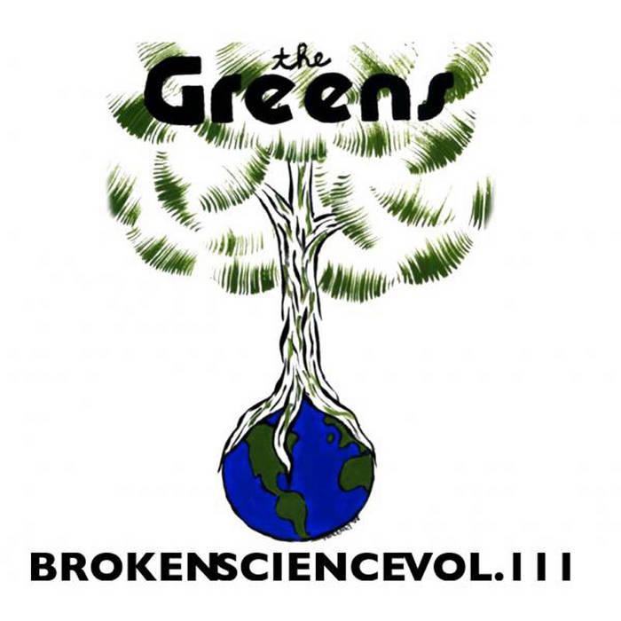 Broken Science, Vol. III cover art