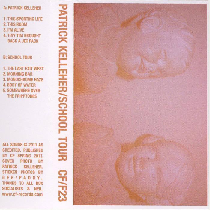 Split Tape With Patrick Kelleher cover art