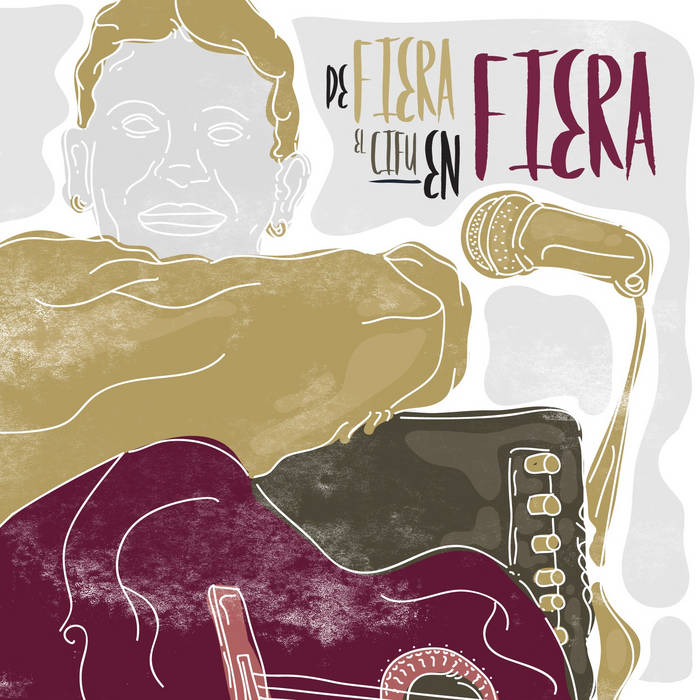 DE FIERA EN FIERA cover art