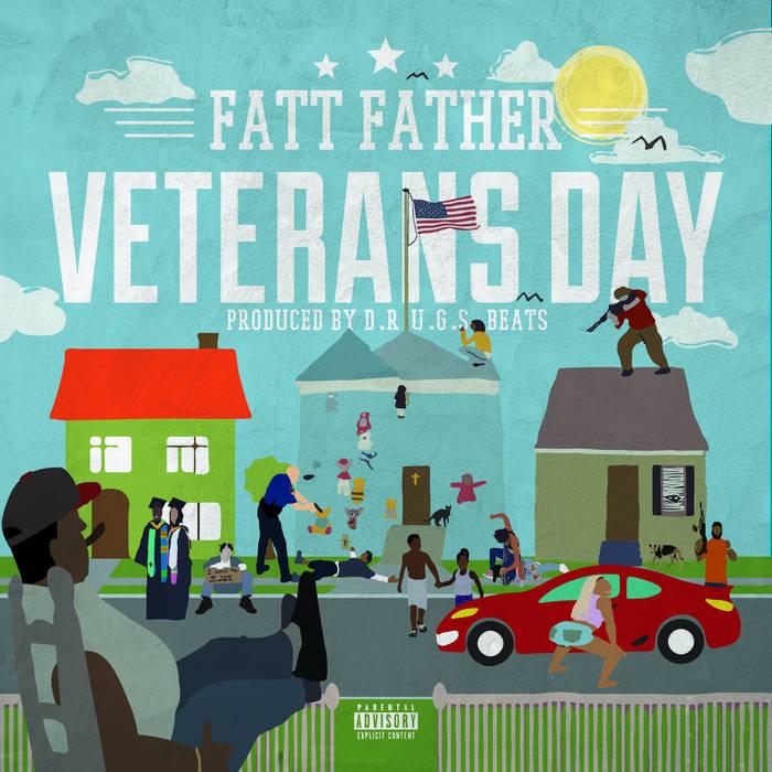Veterans Day cover art