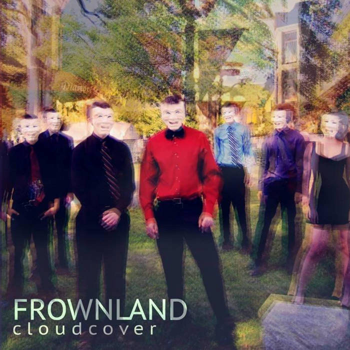 Frownland cover art