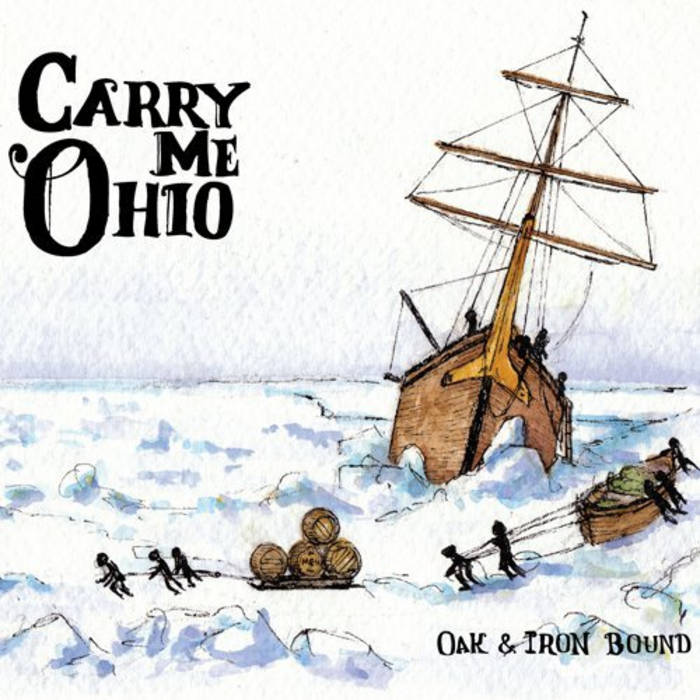 Oak & Iron Bound cover art