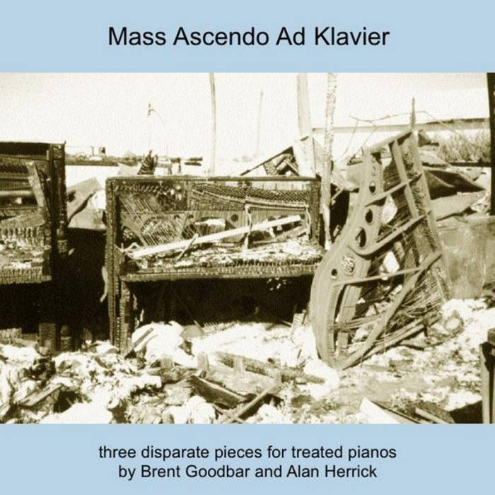 Mass Ascendo Ad Klavier cover art