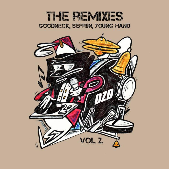 The Remixes Vol. 2 cover art