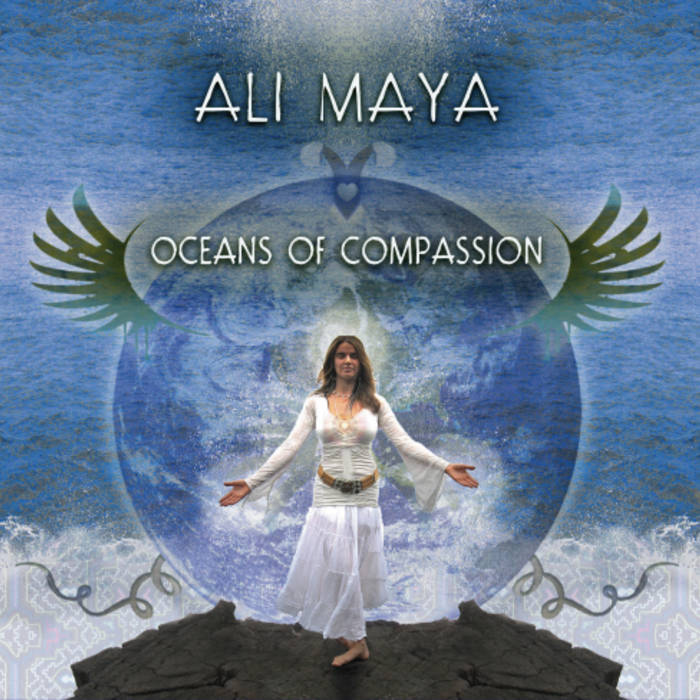 Oceans of Compassion cover art